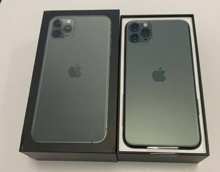 Apple iPhone 11 Pro 64GB = €500,iPhone 11 Pro Max 64GB = €530 ,iPhone XS64GB = €350 , iPhone